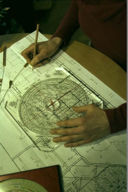 Planung nach Feng Shui