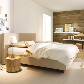 Schlafzimmergestaltung mit Pro Natura