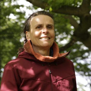 IHK zertifizierte Waldbademeisterin Hiltrud J. Pornschlegel