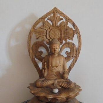 Feng Shui Buddha Zentrierung stärken